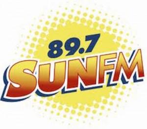 logo sun fm